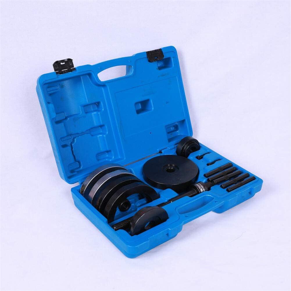 Kaibrite Juego de extractores especiales de cojinetes de rueda de 85 mm para V W T5 Touareg Set de 16 piezas