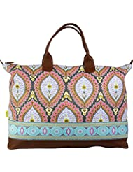 Amy Butler for Kalencom Meris 27 Duffel Bag with Ribbon