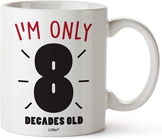 80th Birthday Gifts For Women Eighty Years Old Gift Idea