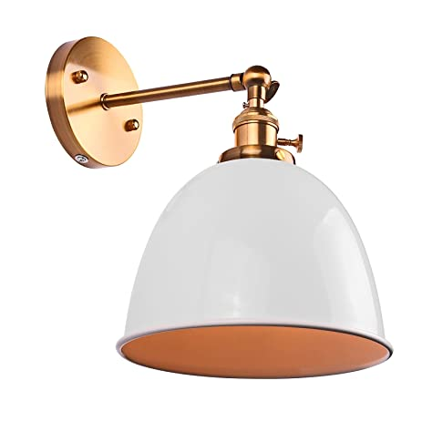 amazon com swing arm wall lamp onever vintage wall mounting sounce