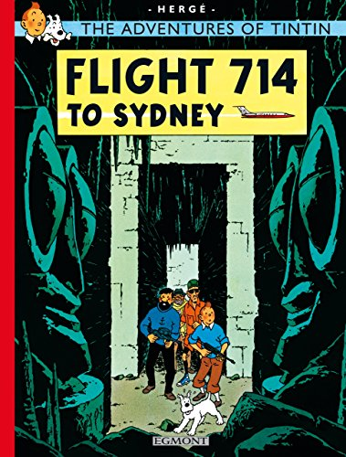 Tintin Flight 714 (The Adventures of Tintin)