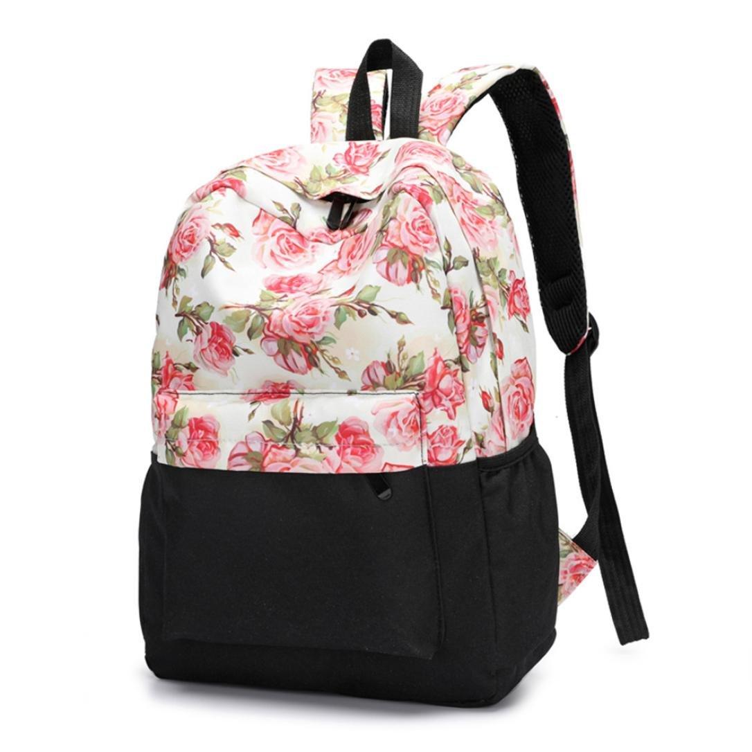 mochilas escolares niña niños, mochilas mujer casual, mochilas deportivas ligero bolso bandolera mujer bolsos de moda Mochila de viaje estilo fresco ...