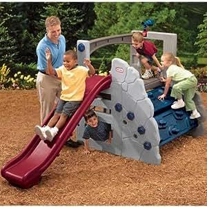little tikes adjustable mountain climber toys games. Black Bedroom Furniture Sets. Home Design Ideas