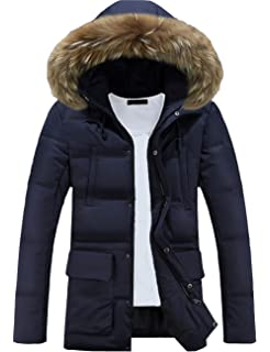 Chaude Down Veste Glestore Parka Vestes Man Épaisse Jacket D'hiver L5AR4j
