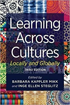 Book Learning Across Cultures: Locally and Globally