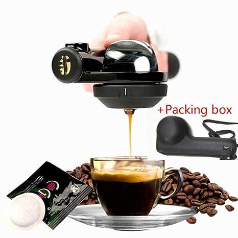 GPWDSN Máquina De Café Espresso Portátil Automático Mini Cafetera ...