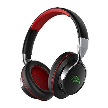Amazon Com Mixcder Shareme 7 Over Ear Headphones Bluetooth V4 1