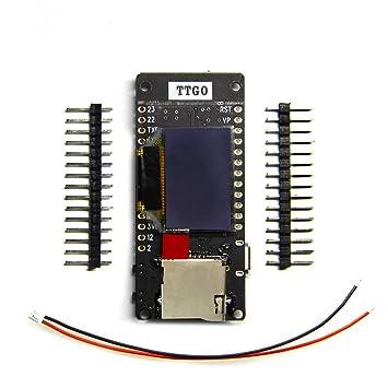 TTGO T2 ESP32 0 95 OLED SD card esp32 WiFi Bluetooth development