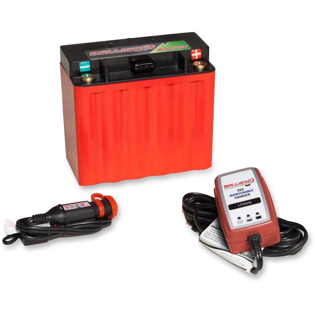 Ballistic Performance 105024 EVO3 Power System - EVX14L-16