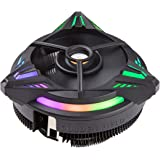 GOLDEN FIELD SJL CPU Air Cooling Coolers Heat Sink RGB LED Aperture TDP 85W for Intel AMD4