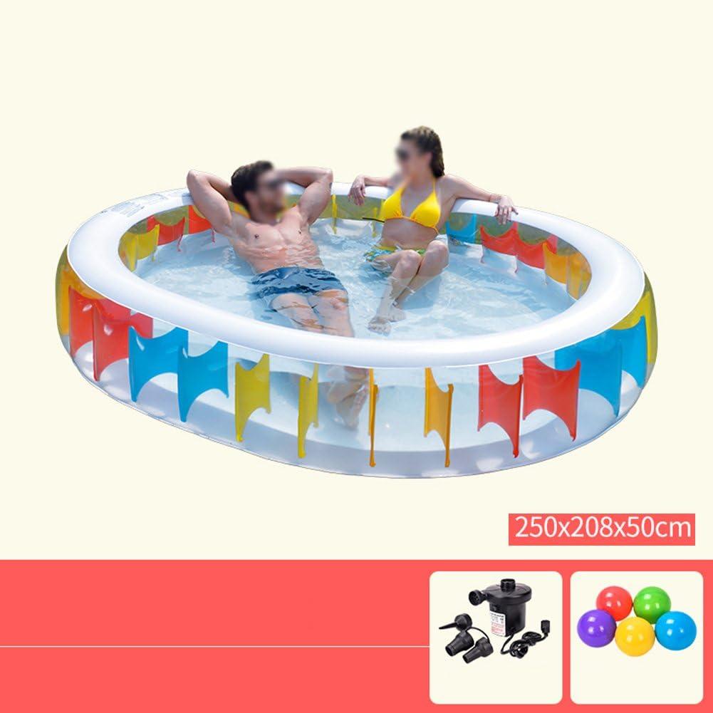 LY-YL Bañera para Niños/Piscina Inflable Antideslizante para ...