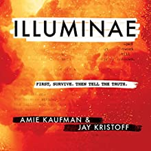 Illuminae: The Illuminae Files, Book 1 Audiobook by Amie Kaufman, Jay Kristoff Narrated by Olivia Taylor Dudley, Lincoln Hoppe, Jonathan McClain