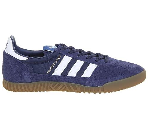 Adidas Indoor Super, Zapatillas de Deporte para Hombre, (Indnob/Ftwbla/Gum4