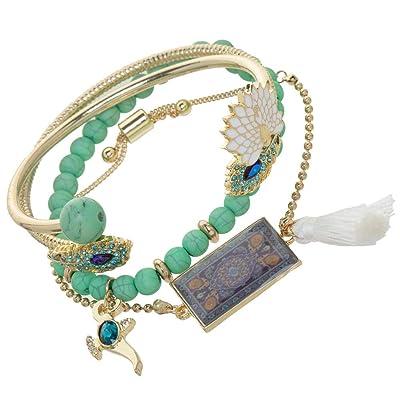 Arm Party Aladdin Bracelets Disney Princess Bracelets: Clothing