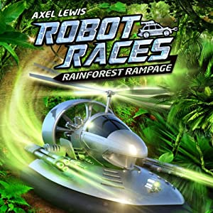 Rainforest Rampage Audiobook