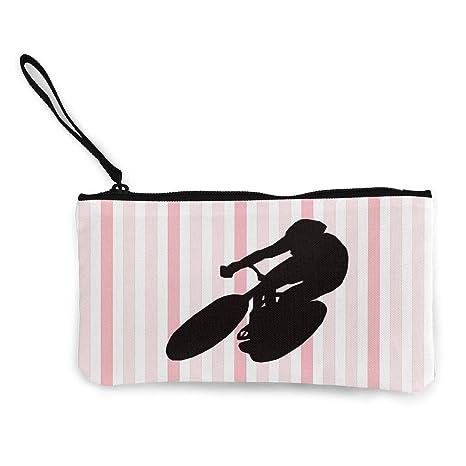 Serity Racing - Monedero de Lona portátil para Mujer y niña ...