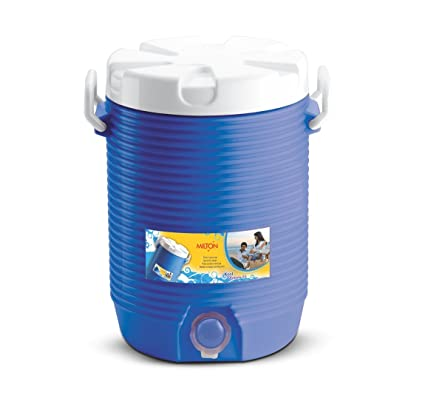 b86683ff86 Image Unavailable. Image not available for. Colour: MILTON Insulated Water  Jug 20 L Blue