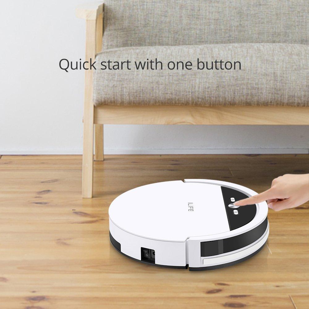 ILIFE V4 Vacuum, White