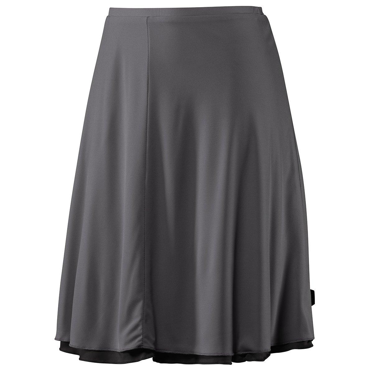 GoLite Cayambe Reversible Falda de la Mujer, Mujer, Negro, Granito ...