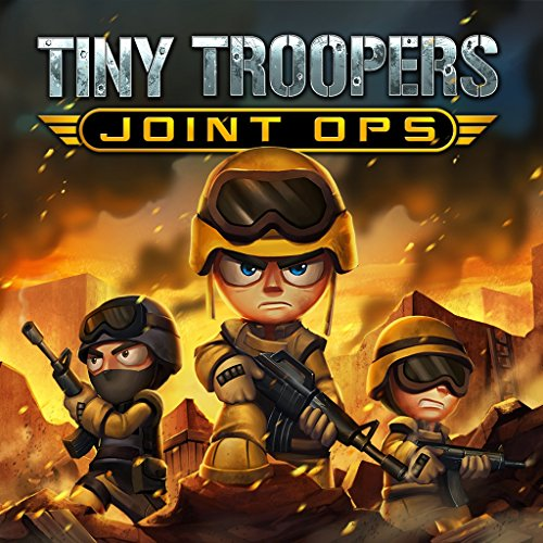 Tiny Troopers Joint Ops (Cross Buy PS3, PS Vita) - PS3 / PS Vita [Digital Code]