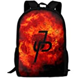 40b637fb3c Otpo Jake Paul It s Everyday Bro Fashion Backpack School Daypacks For Unisex