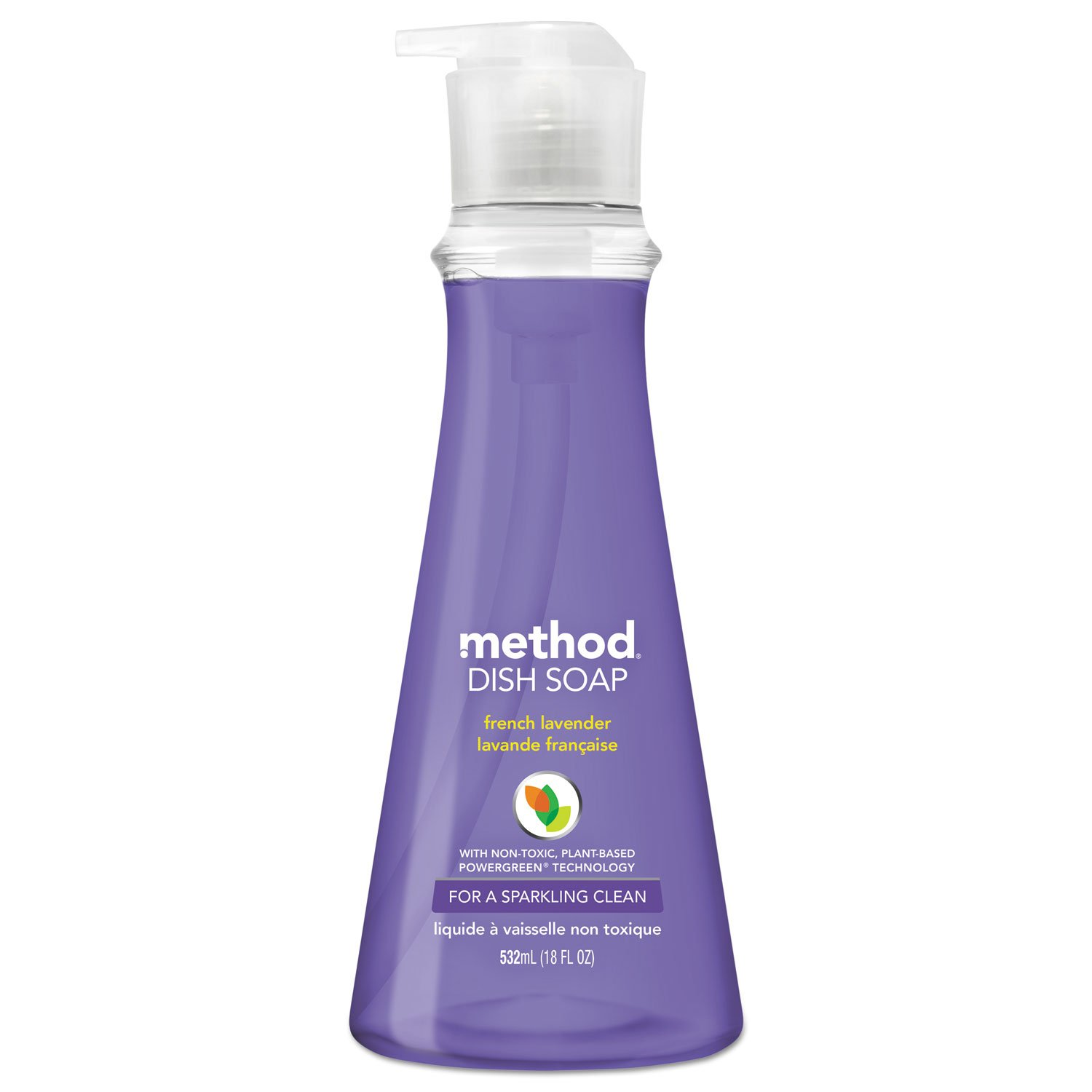 Method Dish Soap - French Lavender (1) METHOD PROD