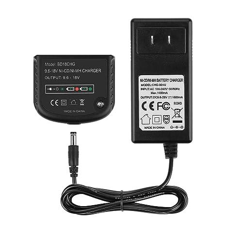 Amazon.com: Cargadores de batería de repuesto: Home Improvement