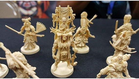 Guillotine Games- CMN0042 Rising Sun Kami Unbound, Juego de mesa con miniaturas: Amazon.es: Juguetes y juegos