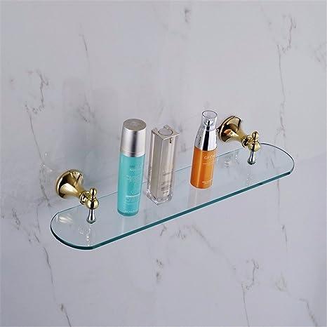 GuoEY Oro sobre cobre Colores por todas partes en el baño secador de toallas Continental Kit