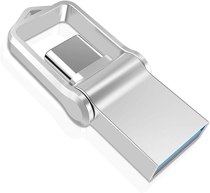 87 opinioni per TOPESEL Chiavetta Usb Dual Usb 3.0 Type C Da 32 GB, Otg Chiavetta Usb Ad Alta