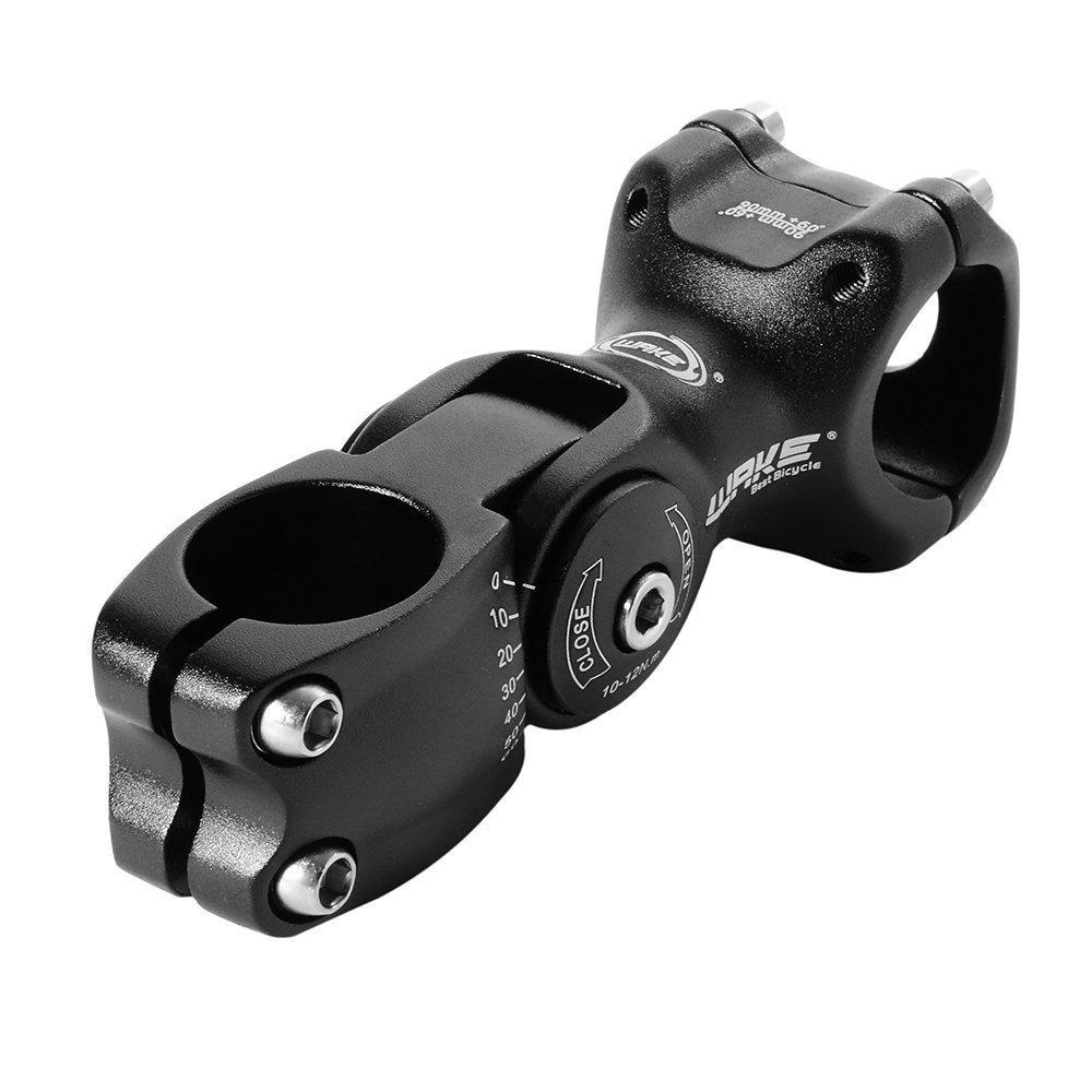 Trenztek 0–60 Grad 90 mm verstellbar Fahrrad Lenker Extender MTB Fahrrad Vorbau Riser Kopf bis Erhöher