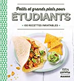 petits et grands plats pour ?tudiants 100 cuisine french edition