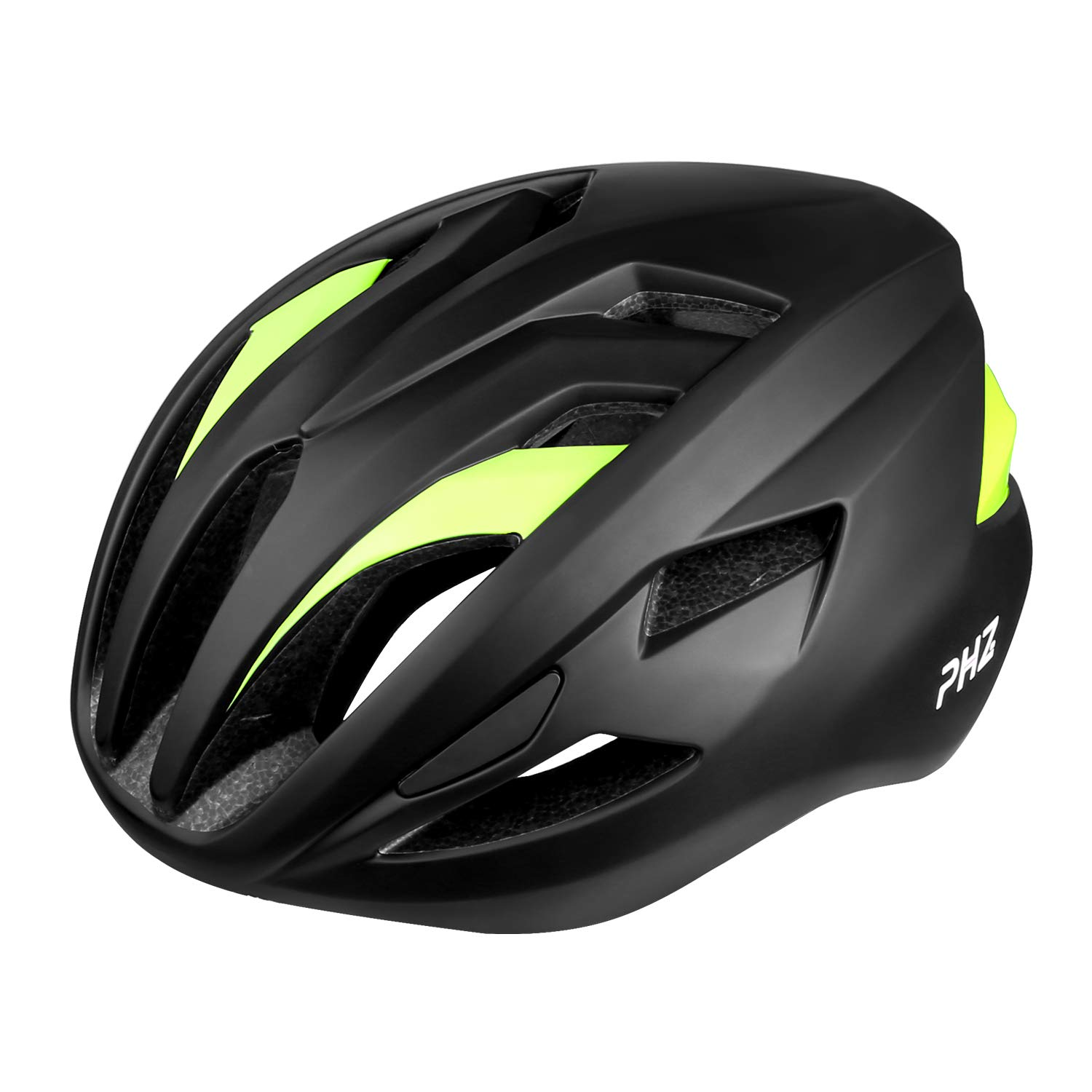 28a8e24e700 Amazon.com : PHZ CPSC Certified Bike Helmet with Adjustable System Ideal  for Bicycle Road Bike BMX Riding for Unisex Adult : Sports & Outdoors