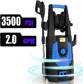 CHAKOR 3500 PSI Electric Pressure Washer