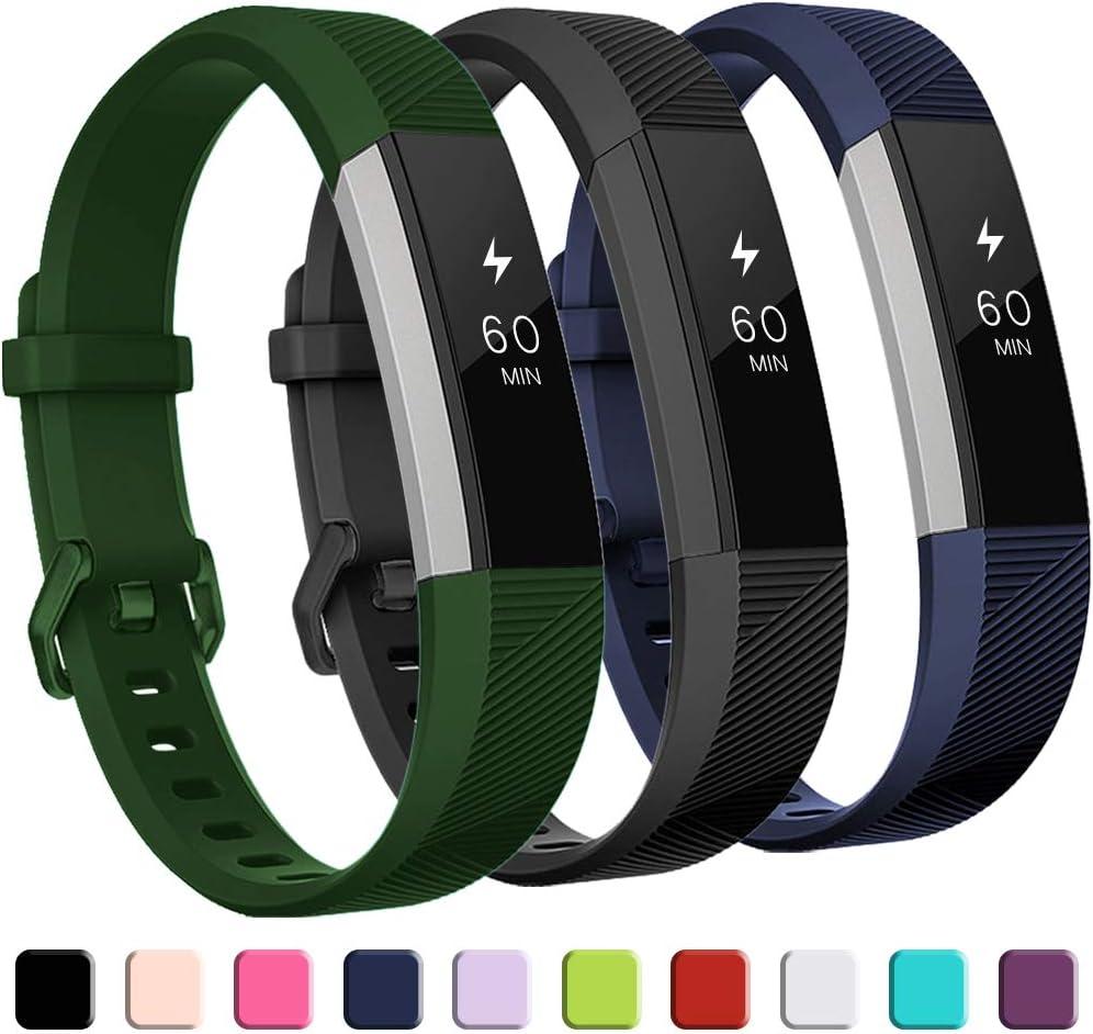 Mallas Para Reloj Fitbit Alta Hr (3 Unidades, Talle S (SNK5)