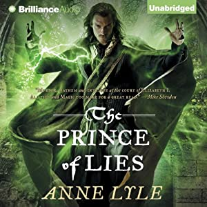 Prince of Lies, The Audiobook