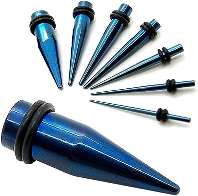 1 Set Dilatador barra de extensión varilla estiramiento 1,6-10 mm ...