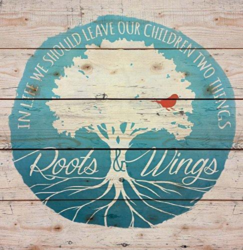 Distressed Wings - 6