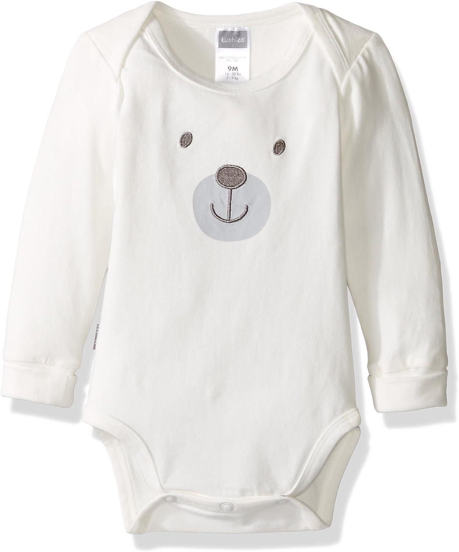 Kushies Baby Girls Mix N Match Bodysuit Long Sleeve