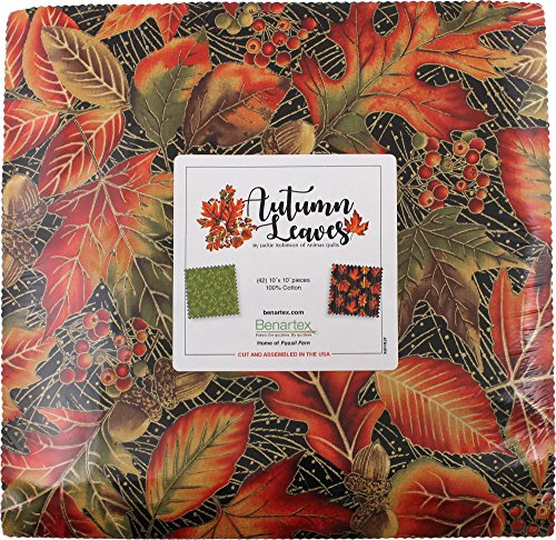 Autumn Leaves~l Layer Cake 42, 10