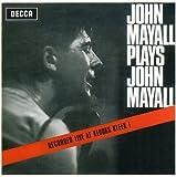 Plays John Mayall