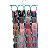 Scarf Hanger ~ Multiple Purpose Holder for Closet ~ Clutter Removing and Space-Saving Hanger for Scarves, Shawl, Belts & Acce