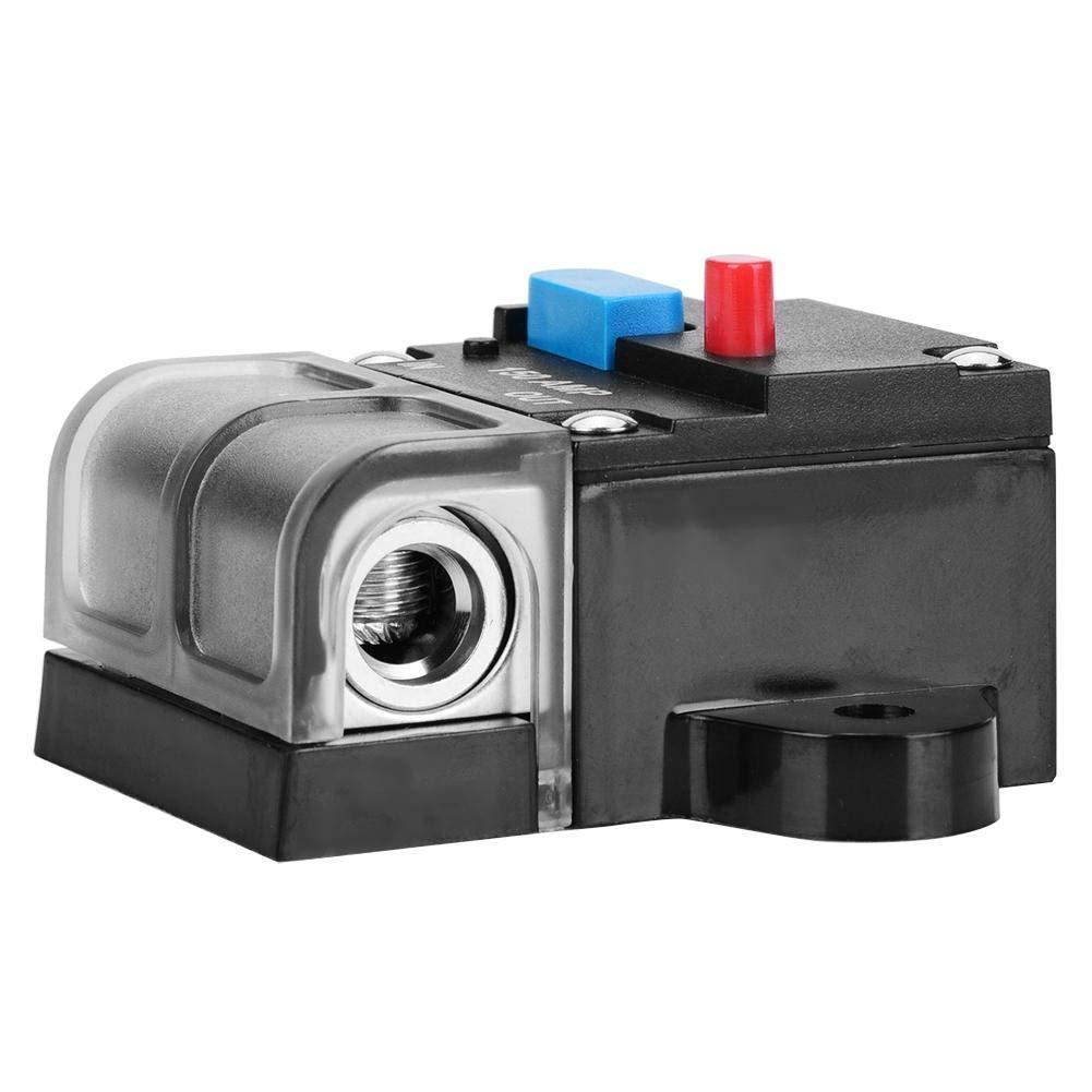 150A Disyuntor Reinicio autom/ático Portafusibles Inversor para autom/óvil Automotriz Disyuntor
