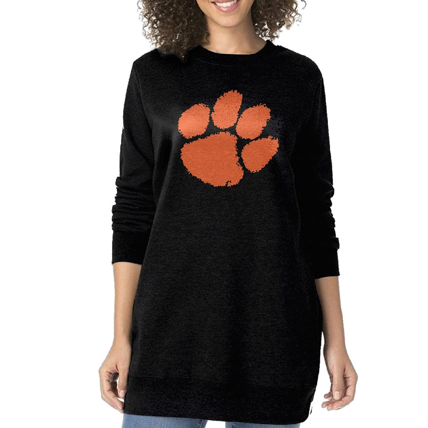 Clemson Tigers Football Dabo Swinney The Tiger Sweatshirt Dress Hoodie