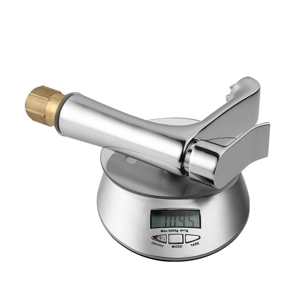 Hlluya Professional Sink Mixer Tap Kitchen Faucet Kitchen faucet full copper single basin sink taps, Mixer Taps water.