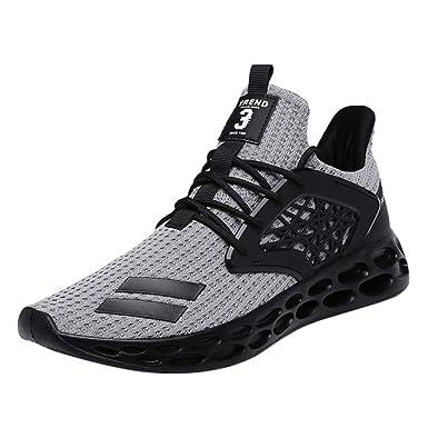 Darringls Zapatillas Deporte Hombre Zapatos para Correr Athletic ...