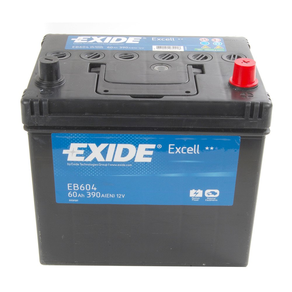 Titanium 005L Sealed Car Battery 60Ah - Free Next Day Delivery