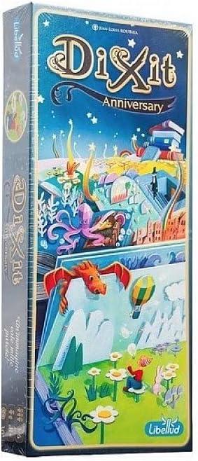 Libellud Dixit 9 Aniversario: Amazon.es: Juguetes y juegos