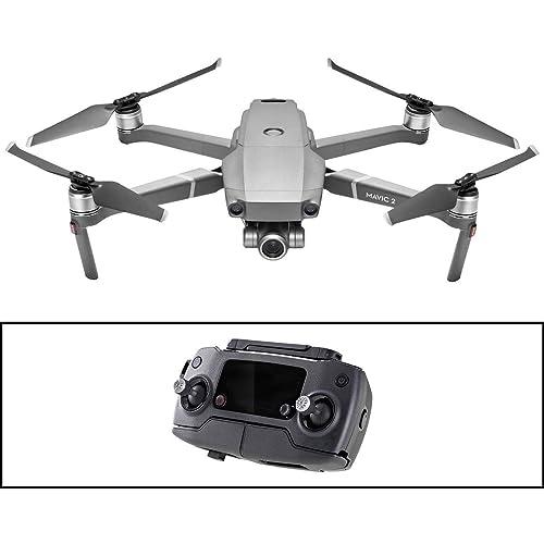 DJI Mavic 2 Zoom Dron con Sensore de 1 2 3 y 12 mp Lente con Zoom Óptico 2x Foto y Video desde Cualquier Perspectiva Llega hasta una distancia de 8 km