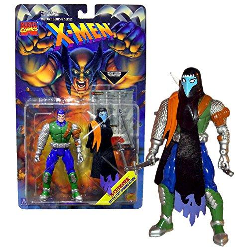 ToyBiz Year 1995 Marvel Comics X-Men Mutant Genesis Series 5